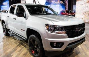 Chevrolet Colorado 2018: precios y versiones en México