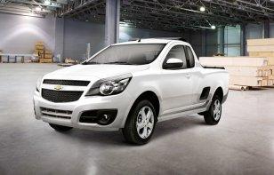 Chevrolet Tornado 2018: precios y versiones en México
