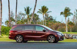 Ventajas y desventajas: Honda Odyssey 2018