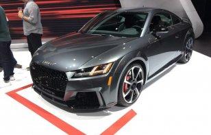 Audi TT 2018: precios y versiones en México