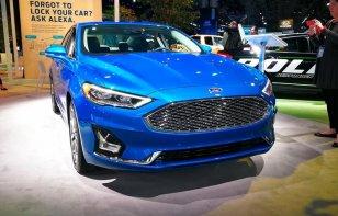 Ford Fusion 2019: precios y versiones en México