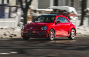 Volkswagen Beetle 2018: precios y versiones en México