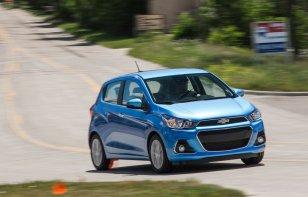 Ventajas y desventajas: Chevrolet Spark 2018