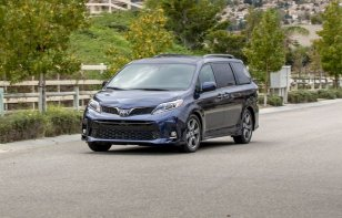 Toyota Sienna 2018: precios y versiones en México - una miniván que mezcla audacia y encanto