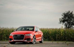 Audi RS 3 2018: precios y versiones en México