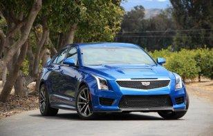 Cadillac ATS V 2018: precios y versiones en México
