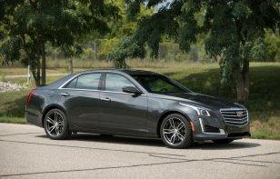 Cadillac CTS 2018: precios y versiones en México