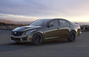 Cadillac se despide el ATS-V y el CTS-V con la edición especial Pedestal