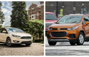 Comparativa: Ford Focus 2018 vs. Chevrolet Trax 2018