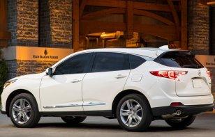 Ventajas y desventajas: Acura RDX 2019