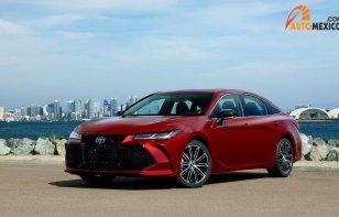 Toyota Avalon 2019: precios y versiones en EE.UU.