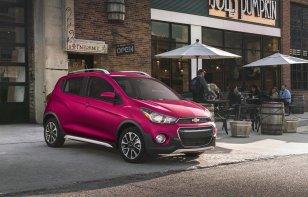 Chevrolet Spark 2019 Activ: Ventajas y desventajas