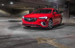 Buick Regal GS 2018 precio: precios y versiones en México