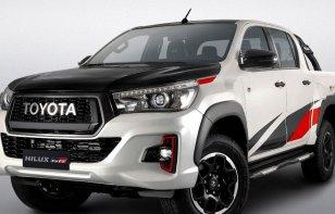 [Auto Show de Sao Paulo] Gazoo Racing entra al mundo de las pick-ups con la nueva Toyota Hilux GR Sport