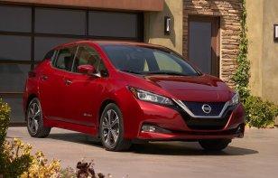 Nissan Leaf SL 40KW 2019: Ventajas y desventajas