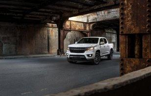Chevrolet revitaliza la Colorado con dos ediciones especiales