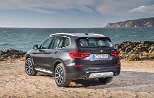 BMW X3 y X5 tendrán versión plug-in hybrid en 2019