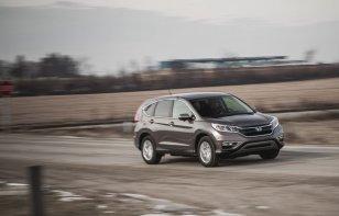 Honda CRV 2017: precios y versiones en México