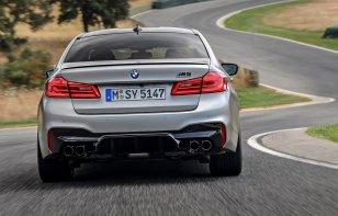 BMW M5 Competition ya está disponible en México