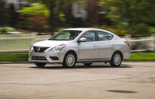Nissan Versa 2017: precios y versiones en México