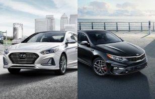 Comparativa: Kia Optima 2019 y Hyundai Sonata 2019
