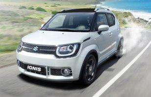 Suzuki Ignis 2019: precios y versiones en México
