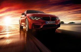 Los próximos BMW M3 y M4 tendrán transmisión manual