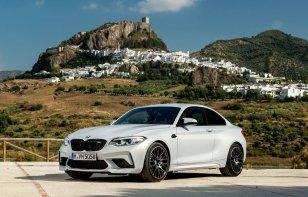 BMW M2 Competition 2019: precios y versiones en México