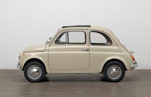 El FIAT 500 original será una pieza de museo