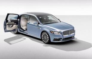 Lincoln Continental festeja 80 años con edición especial