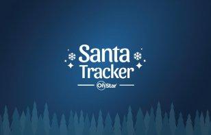 Sigue el trayecto de Santa Claus en tiempo real con OnStar
