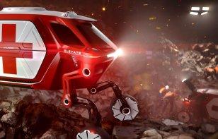 Hyundai presentará su nuevo vehículo de rescate robotizado en el CES