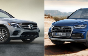 Comparativa: Mercedes-Benz Clase GLC Sport 2019 vs. Audi Q5 45 TFSI Elite 2019