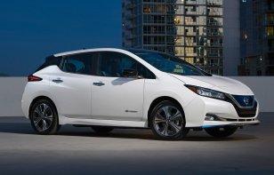 Nissan Leaf e+ 2019, un plus en autonomía y carga