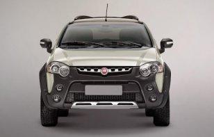 Fiat Palio Adventure 2019: Precios y versiones en México