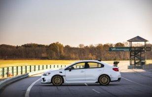 [Auto Show de Detroit 2019] Subaru WRX STI S209, una edición más limitada