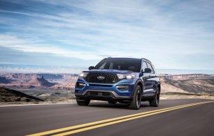 [Auto Show de Detroit 2019] Ford Explorer ST, la SUV deportiva se presenta