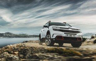 Así será la nueva Citroën C5 Aircross híbrida
