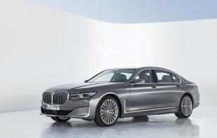 BMW Serie 7 2019, el sedán exclusivo se renueva