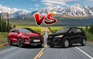 Comparativa: KIA Sportage 2019 SXL vs. Chevrolet Trax 2019 Midnight