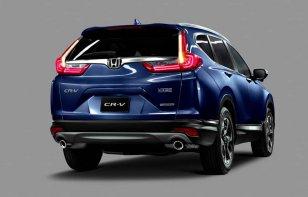 Honda CRV 2019: Precios y versiones en México