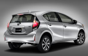 Toyota Prius C 2019: Precios y versiones en México