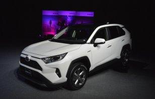 Toyota RAV4 2019: Precios y versiones en México