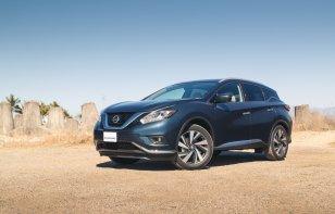 Nissan Murano 2019: Precios y versiones en México
