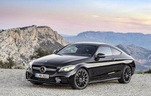 Comparativa: Mercedes-Benz Clase C Coupé S 2019 vs. Audi A5 2019