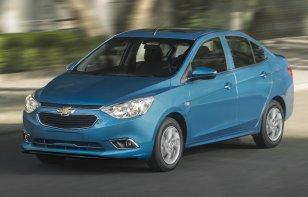Chevrolet Aveo 2019: Precios y versiones en México