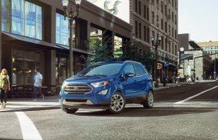 Ford EcoSport 2019: Precios y versiones en México
