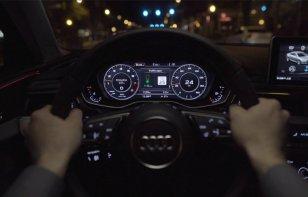 Tu Audi te dirá qué tan rápido ir para evitar los semáforos en rojo