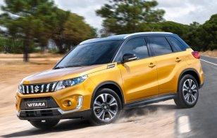 Suzuki Vitara 2019: Precios y versiones en México