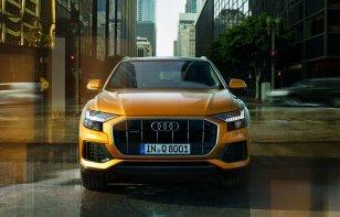 Audi Q8 2019: Precios y versiones en México